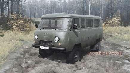 UAZ 2206 1985 für MudRunner