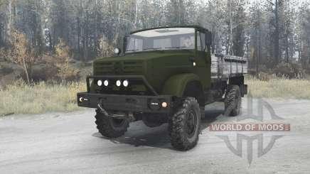 ZIL-4327 für MudRunner