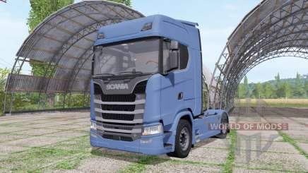 Scania S 730 V8 2016 pour Farming Simulator 2017