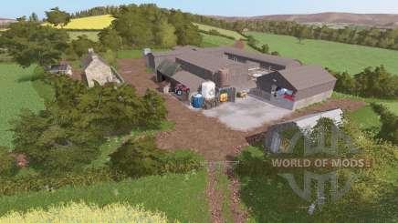 Coldborough Park Farm für Farming Simulator 2017