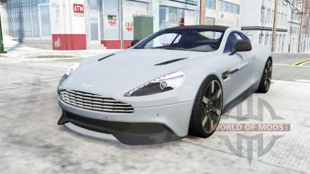 Aston Martin Vanquish 2013 pour BeamNG Drive
