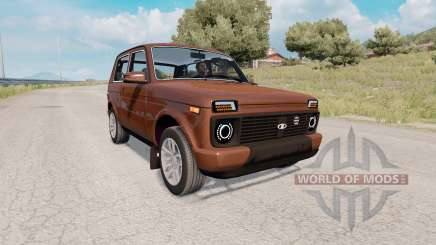 LADA Niva Urban (21214) 2015 für Euro Truck Simulator 2