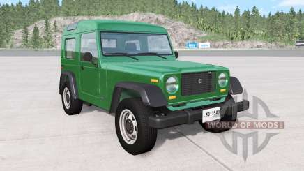 Ibishu Hopper Tall Top v1.1 pour BeamNG Drive