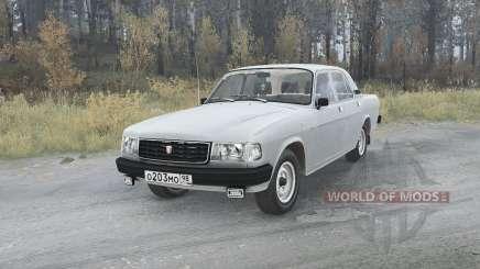 GAZ Volga (31029) 1991 v1.1 pour MudRunner