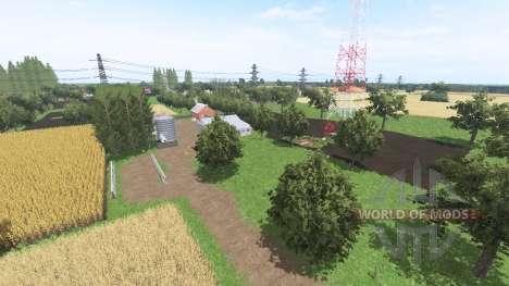 Polnischer Bauernhof für Farming Simulator 2017