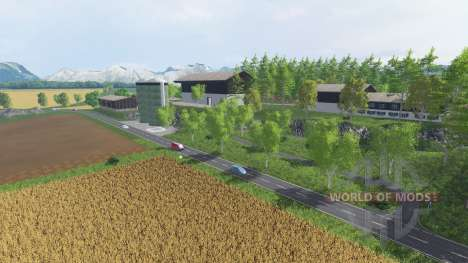 Wertheim für Farming Simulator 2015