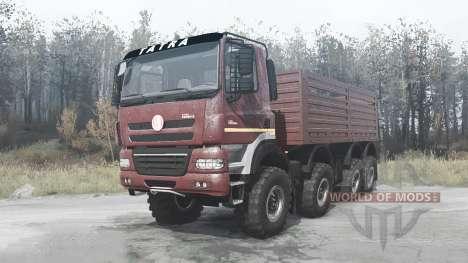 Tatra Phoenix T158 8x8 pour Spintires MudRunner