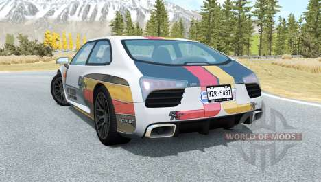Hirochi SBR4 B&N High Performance für BeamNG Drive