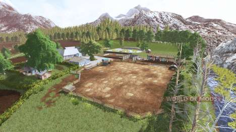 Higher Hills pour Farming Simulator 2017