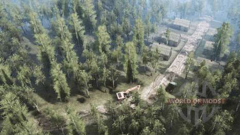Oblast Wologda für Spintires MudRunner