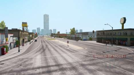 Coast to Coast pour American Truck Simulator