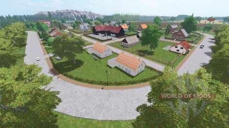 Hochebene Lindenthal pour Farming Simulator 2017
