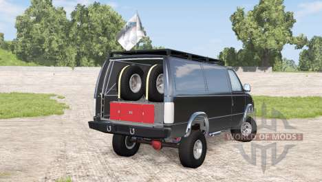 Gavril H-Series off-road pour BeamNG Drive
