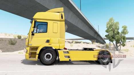 DAF CF85.530 4x2 Space Cab 2006 für American Truck Simulator