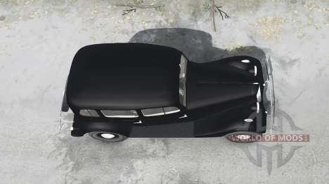 GAZ M1 1936 pour Spintires MudRunner