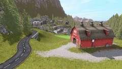 Goldcrest Mountains v3.1 pour Farming Simulator 2017