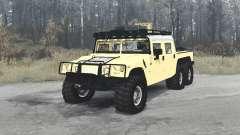 Hummer H1 Alpha 6x6