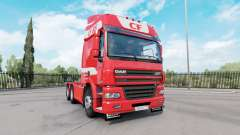 DAF CF85.480 6x4 Space Cab 2006 v0.2.1 für American Truck Simulator
