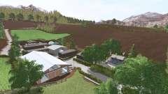 Higher Hills v2.0 für Farming Simulator 2017