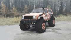 Jeep Cherokee pour MudRunner