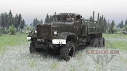 Yaz 214 Soviétique pour Spin Tires
