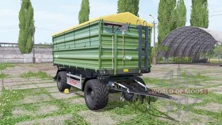 Fliegl DK 180-88 Maxum v1.1 für Farming Simulator 2017