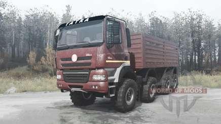 Tatra Phoenix T158 8x8 für MudRunner