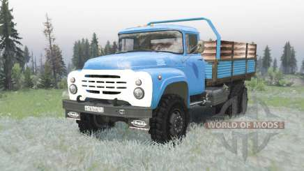 ZIL 130 v2 4x4.0 pour Spin Tires