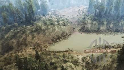 Russe de la vallée pour MudRunner