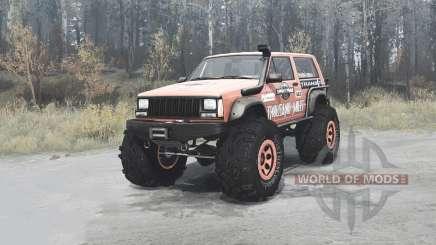 Jeep Cherokee für MudRunner
