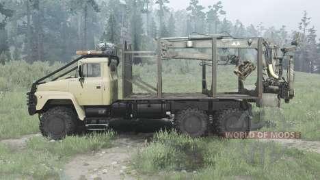 KrAZ-260G pour Spintires MudRunner