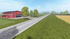 Wisconsin Illinois Border für Farming Simulator 2017