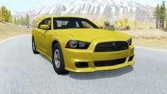 Dodge Charger SRT8 (LD) 2012 für BeamNG Drive