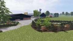 Friesland v1.2 für Farming Simulator 2015