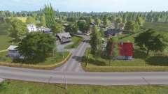 La ferme de la ville pour Farming Simulator 2017