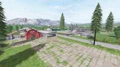 Canadian Agriculture v1.3 pour Farming Simulator 2017