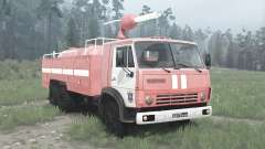 KamAZ 53212 AP-16 pour MudRunner