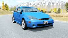 Ford Focus SVT (DBW) 2002 pour BeamNG Drive