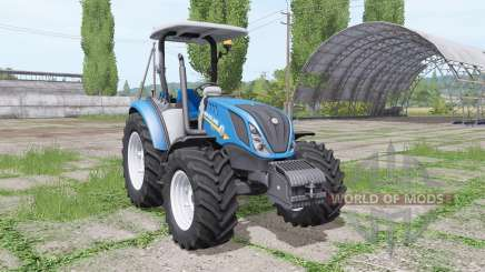 New Holland T5.120 without cab pour Farming Simulator 2017