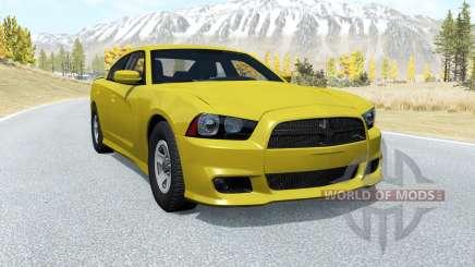 Dodge Charger SRT8 (LD) 2012 pour BeamNG Drive