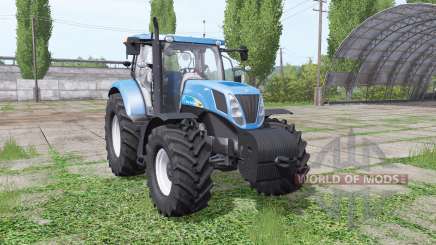New Holland T7040 pour Farming Simulator 2017