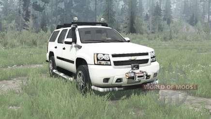 Chevrolet Tahoe (GMT900) 2007 pour MudRunner
