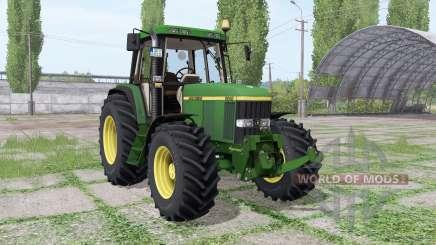John Deere 6810 Continental für Farming Simulator 2017