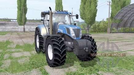 New Holland T7.250 für Farming Simulator 2017