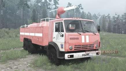 KamAZ 53212 AP-16 für MudRunner