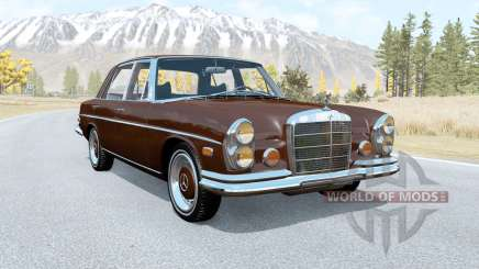 Mercedes-Benz 300 SEL 6.3 (W109) 1968 für BeamNG Drive