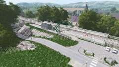 Dowland Farm für Farming Simulator 2017