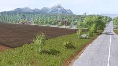 Slowakische Dorf v1.2 für Farming Simulator 2017