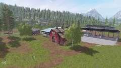 Montana - Black Mountain v2.0 pour Farming Simulator 2017