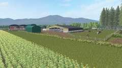 Red Rose Farm v2.0 für Farming Simulator 2017